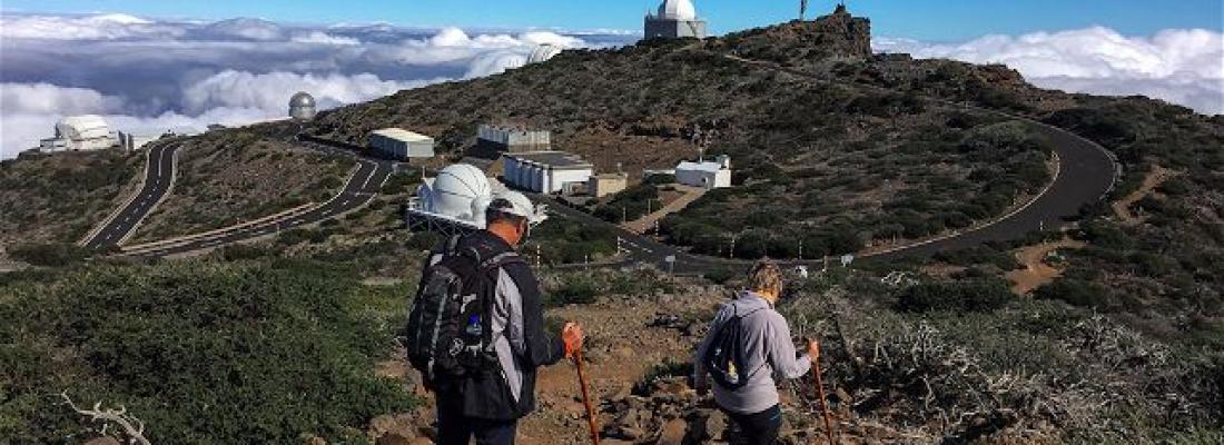 La-Palma-Ruta-Senderismo-Trekking-Roque-Muchachos-Caminantes